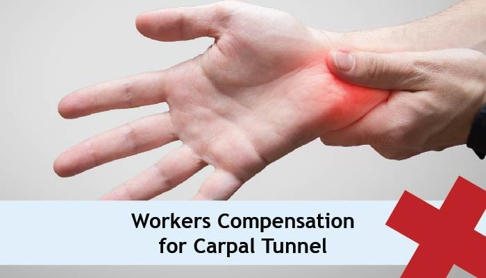 workers compensation for carpal tunnel