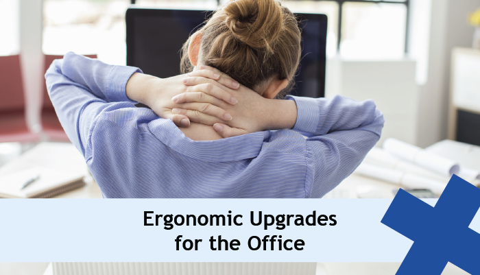 Ergonomic Upgrades for the Office