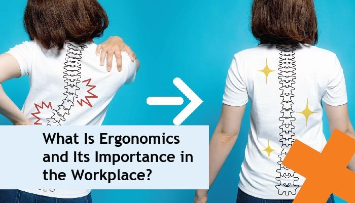 what is ergonomics and its importance in the workplace?