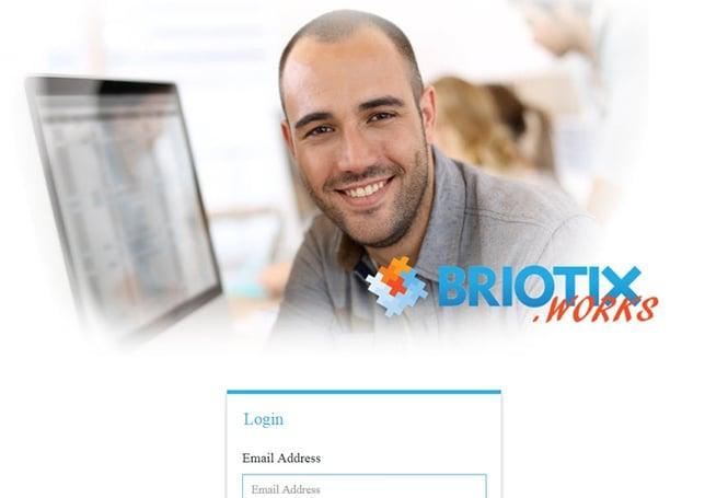 Briotix works login.jpg