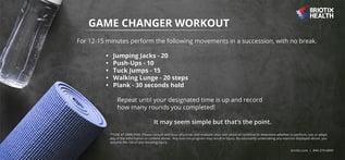 Game Changer Workout-01