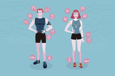 bigstock-Sport-Man-And-Sport-Woman-Wear-264137893