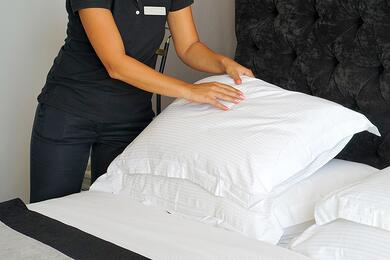 housekeeping injury prevention