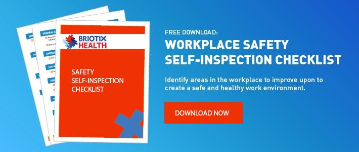 download the workplace safety self-inspection checklist